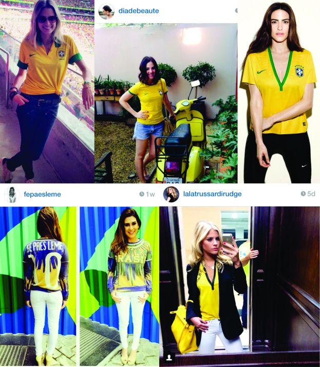 Camiseta Brasil