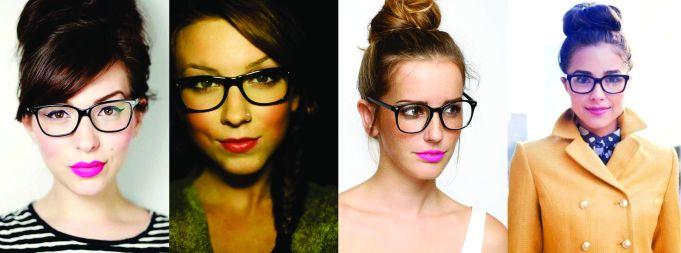 Make óculos 2