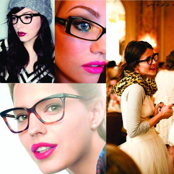 Make óculos 3