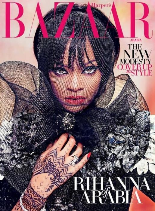 Harper's Bazaar Arábia