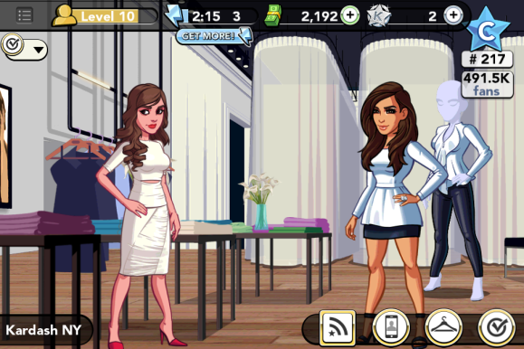 Jogo Kardashian 1
