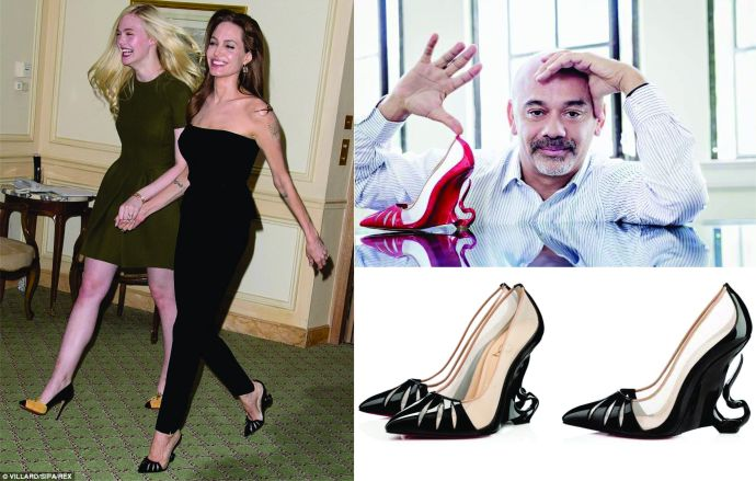 Loubotin Angelina Jolie