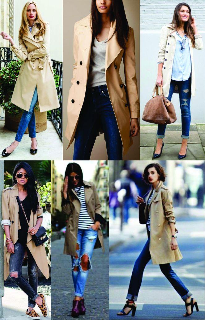 Trench coat 2