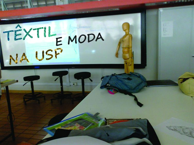 têxtil e moda na usp